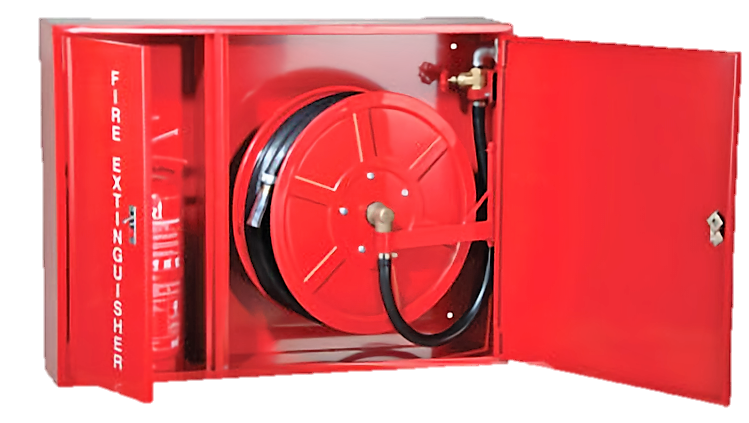 The Fire Hose Cabinet Is A First Intervention System Used To Fight The  Outbreak Of Fire. Fire Hose Cabinets Equip All Types Of Buildings.